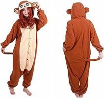 WOTOGOLD® Animal Cosplay Costume Bear Unisex Adult Pajamas
