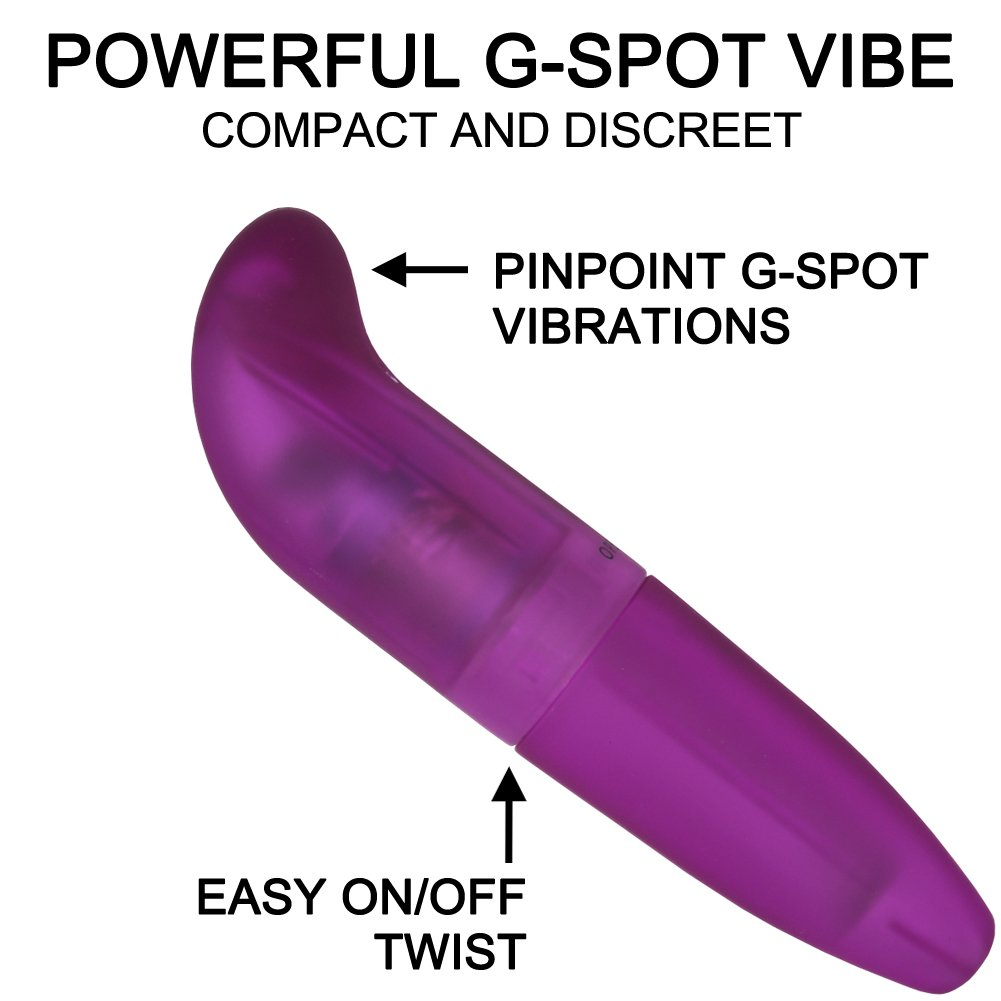 G-Spot Stimulator for Women Powerful Vibration Clitoral Sex Toy Vibrator