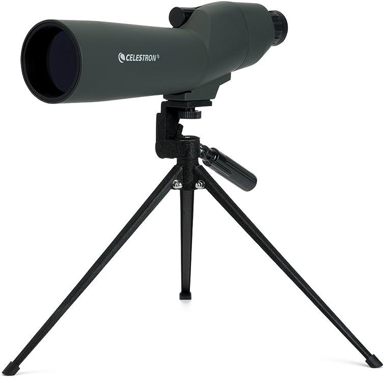 color negro 20-60x Celestron C52229 Telescopio terrestre