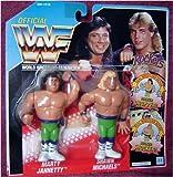 WWF Hasbro The Rockers WWE Action Figure Set with