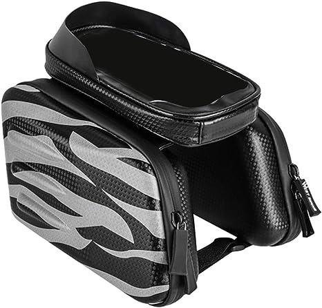 MagiDeal Bolsa Bicicleta Cuadro 6.2