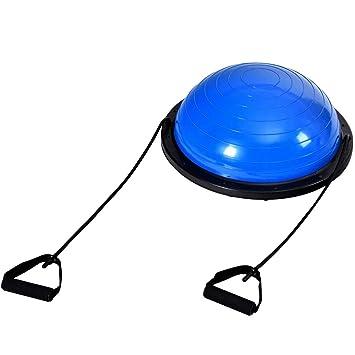 Amazon.com: LHONE - Balón de entrenamiento para yoga de 22.8 ...