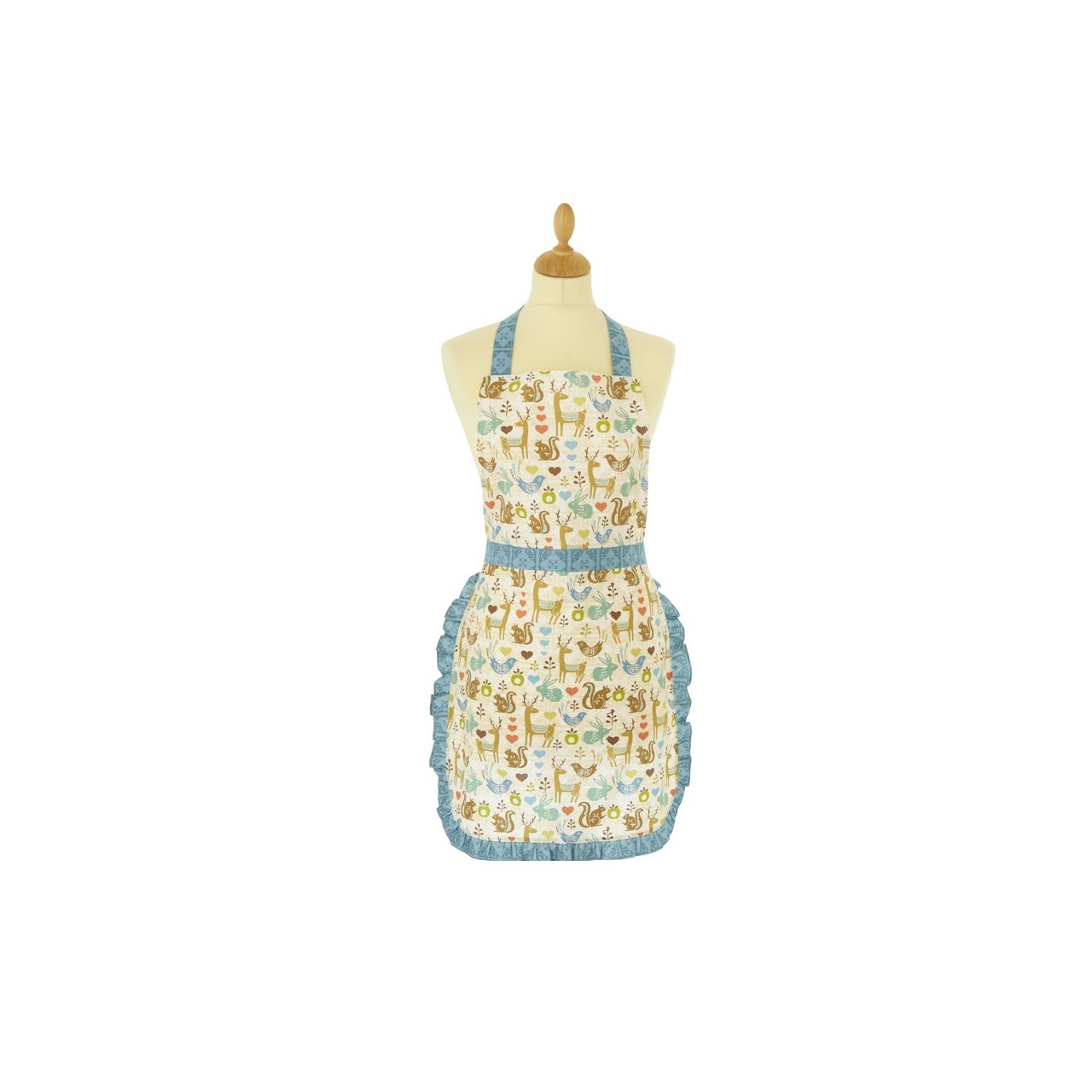 Ulster Weavers Enchanted Wood Styled Cotton Apron