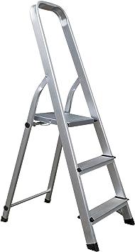 Aluminio Escalera escalera escalera escalera pintor Escalera 150 kg