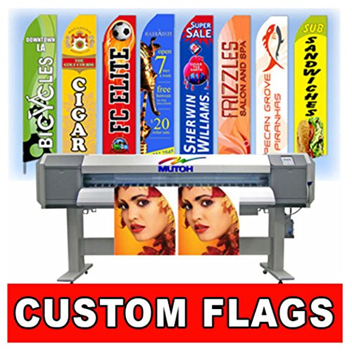 Custom Swooper Advertising Feather Banner product image