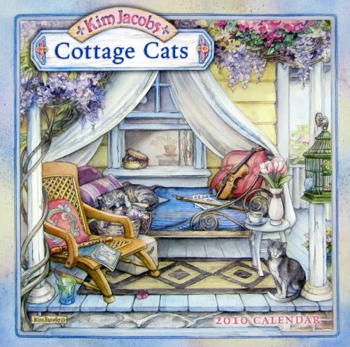 - Cottage Cats (formerly titled Through My Cottage Window) 2010 Mini Wall Calendar (Calendar)