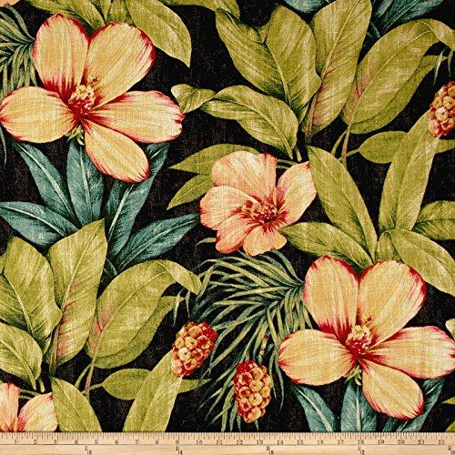 Covington Fiona Linen Onyx by Covington Fabrics & Design