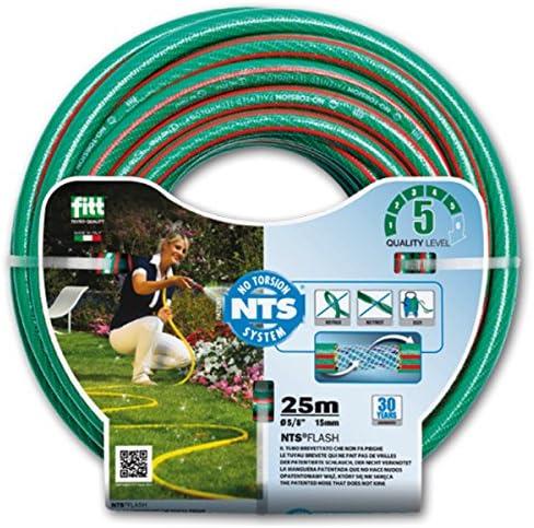 1, 34 & # x20ac;/M 50 M 5 manguera de jardín con revestimiento tripe (3/4, A Prueba De pliegues y torsiones): Amazon.es: Jardín