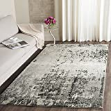 Safavieh Retro Collection RET2139-7980 Modern Abstract Light Grey and Grey Area Rug (3′ x 5′) Review