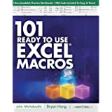 101 Ready To Use Microsoft Excel Macros (101 Excel Series)