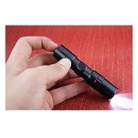 HuaYang 3W Mini lampe-torche imperméable à l'eau de LED