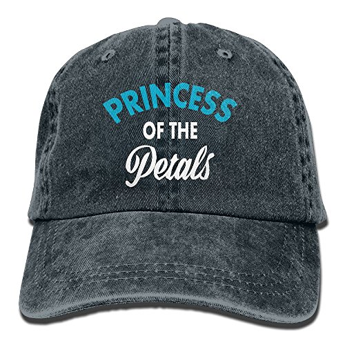 MNNS Vintage Cap Hat Princess Of The Petals Six-Panel 3D Print Adjustable Baseball Hat For Unisex - Sunshades Print Poster