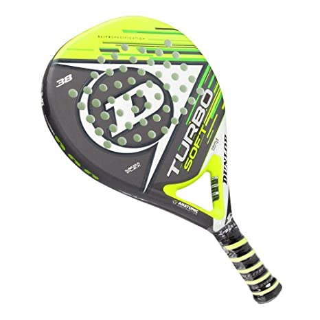 DUNLOP Pala de Pádel Turbo Soft 2016: Amazon.es: Deportes y ...