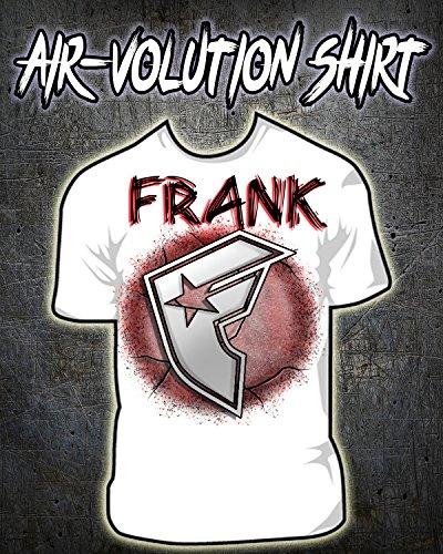 Personalized Airbrushed Famous Logo Shirt ()