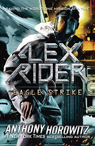 Eagle Strike Alex Rider Adventure