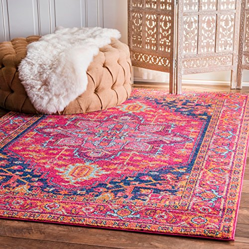 Traditional Vintage Katrina Blooming Rugs product image