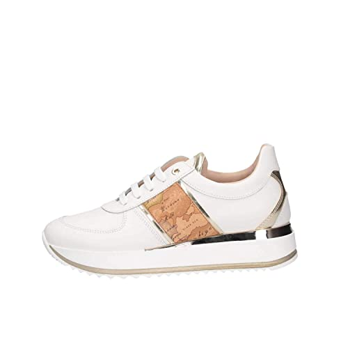 scarpe sportive 67cfe 38faf Alviero Martini 1 Classe 0282/0030 X802 Sneakers Donna Bianco 35 ...