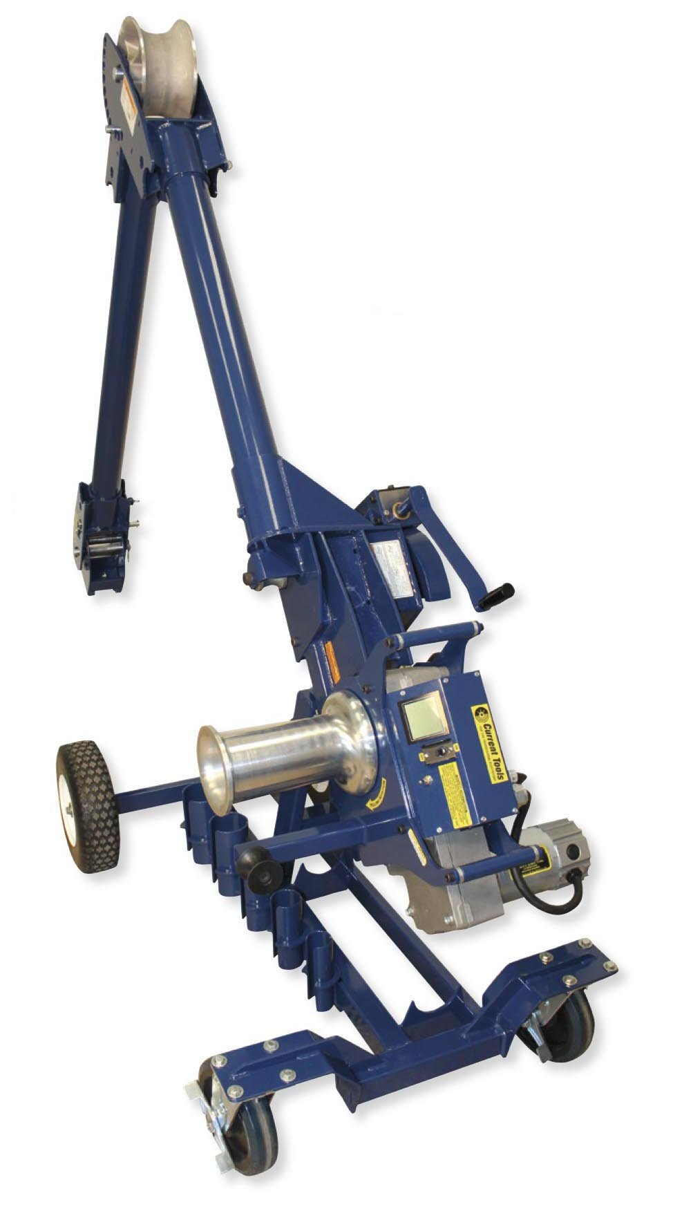 Current Tools 100 RotaBoom Cable Puller with Carriage