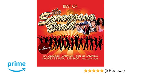e2df99ed719d SARAGOSSA BAND, THE - Best Of the Saragossa Band - Amazon.com Music