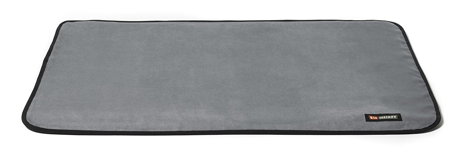 Clay XX-Large Clay XX-Large Big Shrimpy 4687 Landing Crate Pad, XX-Large, Clay Suede