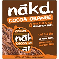 Nakd Cocoa Orange MP 4X35 g