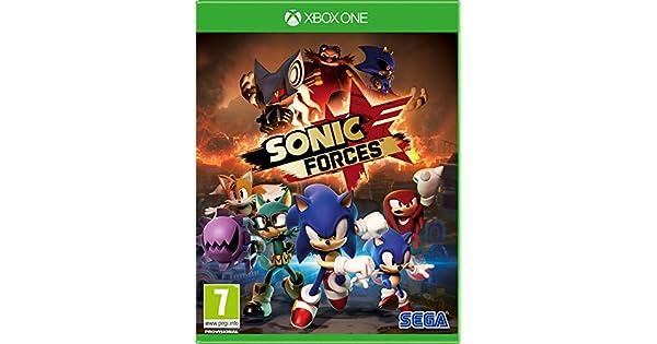 Sonic Forces - Xbox One [Importación inglesa]: Amazon.es: Videojuegos