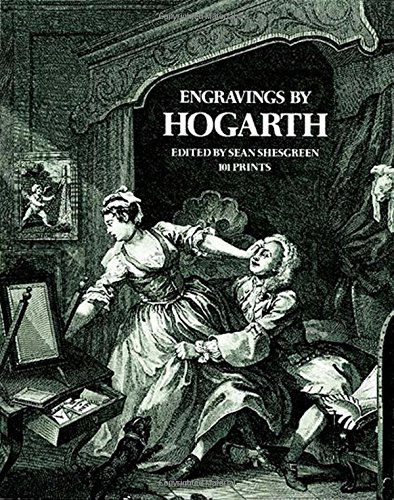 (Engravings by Hogarth (Dover Fine Art, History of Art))