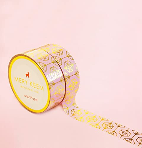 Weekdays and Weekend Words in Gold Foil Washi Tape for Planning /• Scrapbooking /• Arts Crafts /• Office /• Party Supplies /• Gift Wrapping /• Colorful Decorative /• Masking Tapes /• DIY