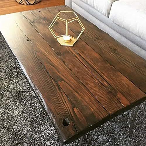 Reclaimed Wood Coffee Table Amazon: Amazon.com: Reclaimed Barnwood Coffee Table
