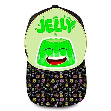YFFHHH J-Elly Merch - Gorra de béisbol para niños (tamaño ...