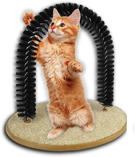 ADEPTNA - Masajeador de Gatos para Gatos y Gatos, masajeador de ...