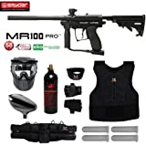 Spyder MR100 Pro Starter Protective CO2 Paintball Gun Package