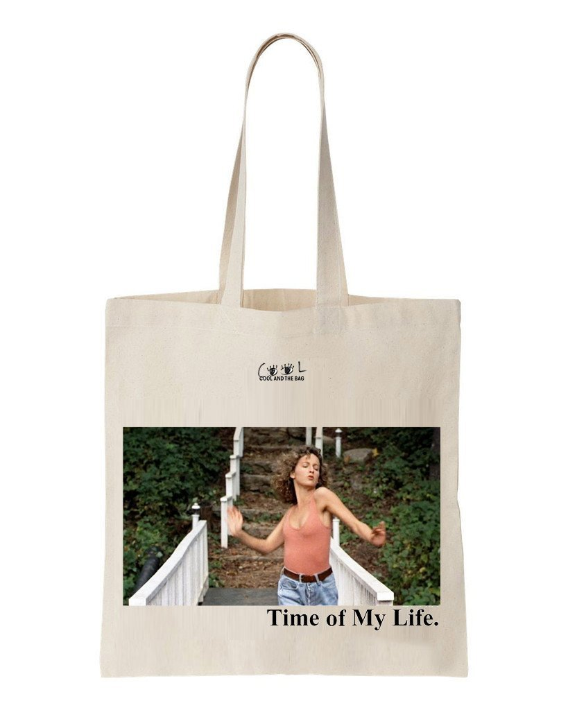 Tote Bag Time of My Life CATB-DD1