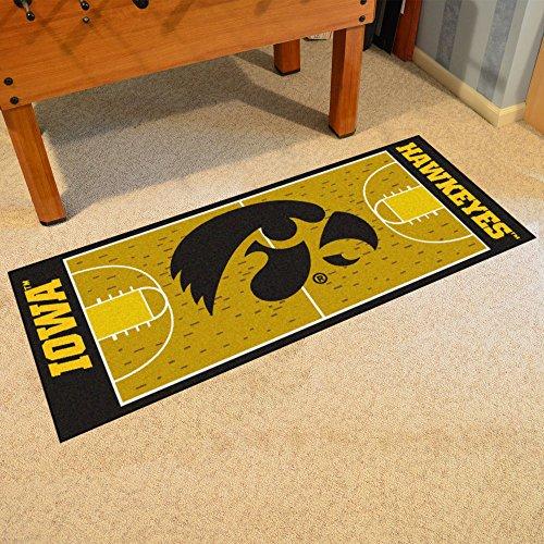 (Fan Mats 8257 UI - University of Iowa Hawkeyes 30