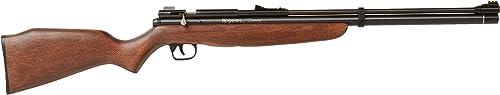 PCP Dual Fuel .22 Air Rifle and Pump