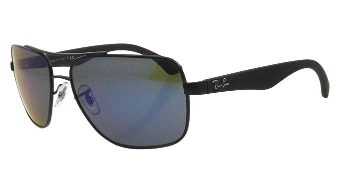 Ray-Ban Gafas de Sol MOD. 3483 SOLE006/68/60 Plateado: Ray ...