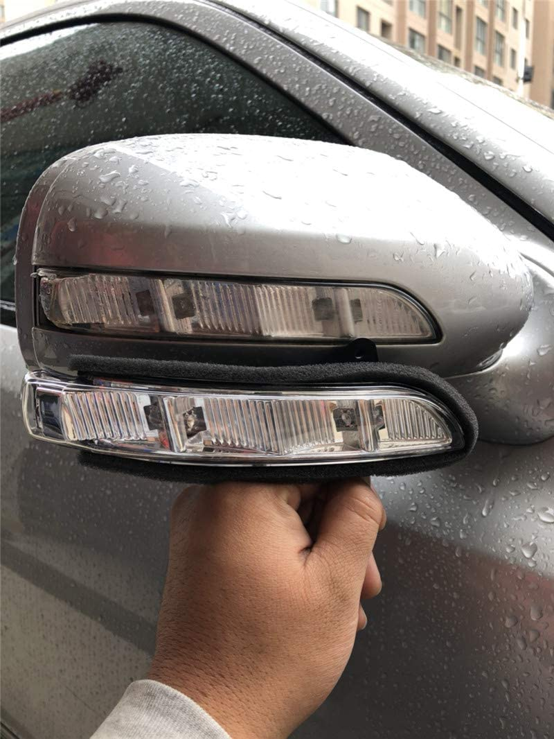 2/x izquierda//derecha intermitente para retrovisor espejo intermitente blanco