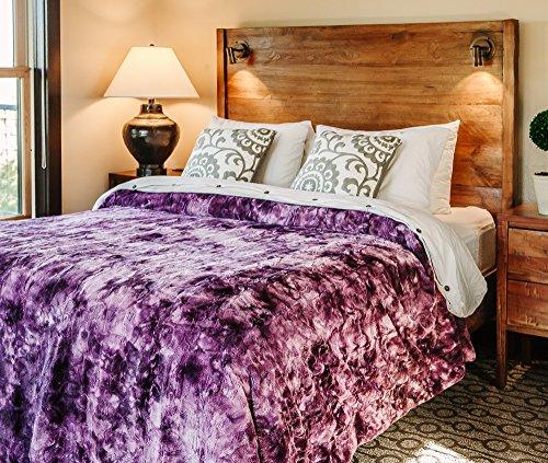 purple full size bedding - 7