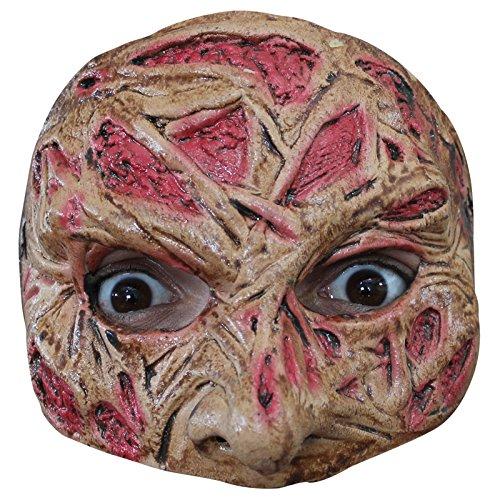 Victim Mask (Burn Victim Half Mask)