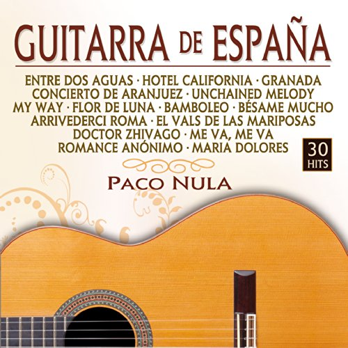 The 50 Best Spanish Guitar Songs Vol. 1 by Various artists on Amazon Music - Amazon.com