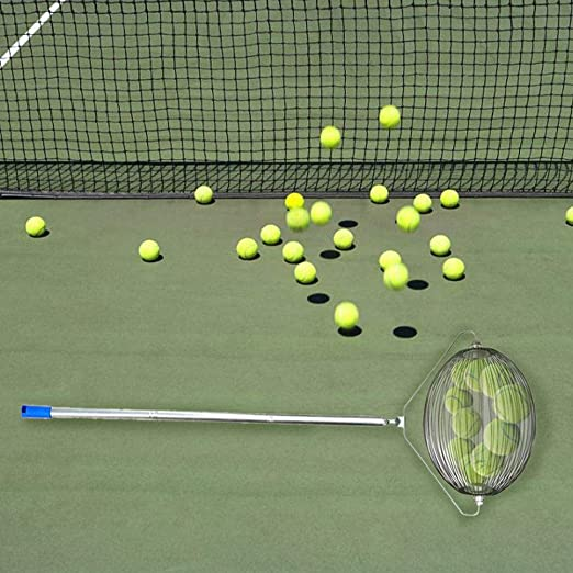 Hifuture Ball Collector Ball Picker para Tenis, Pickleball, Padel ...