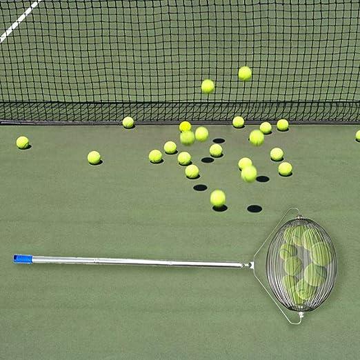 Hifuture Ball Collector Ball Picker para Tenis, Pickleball, Padel ...