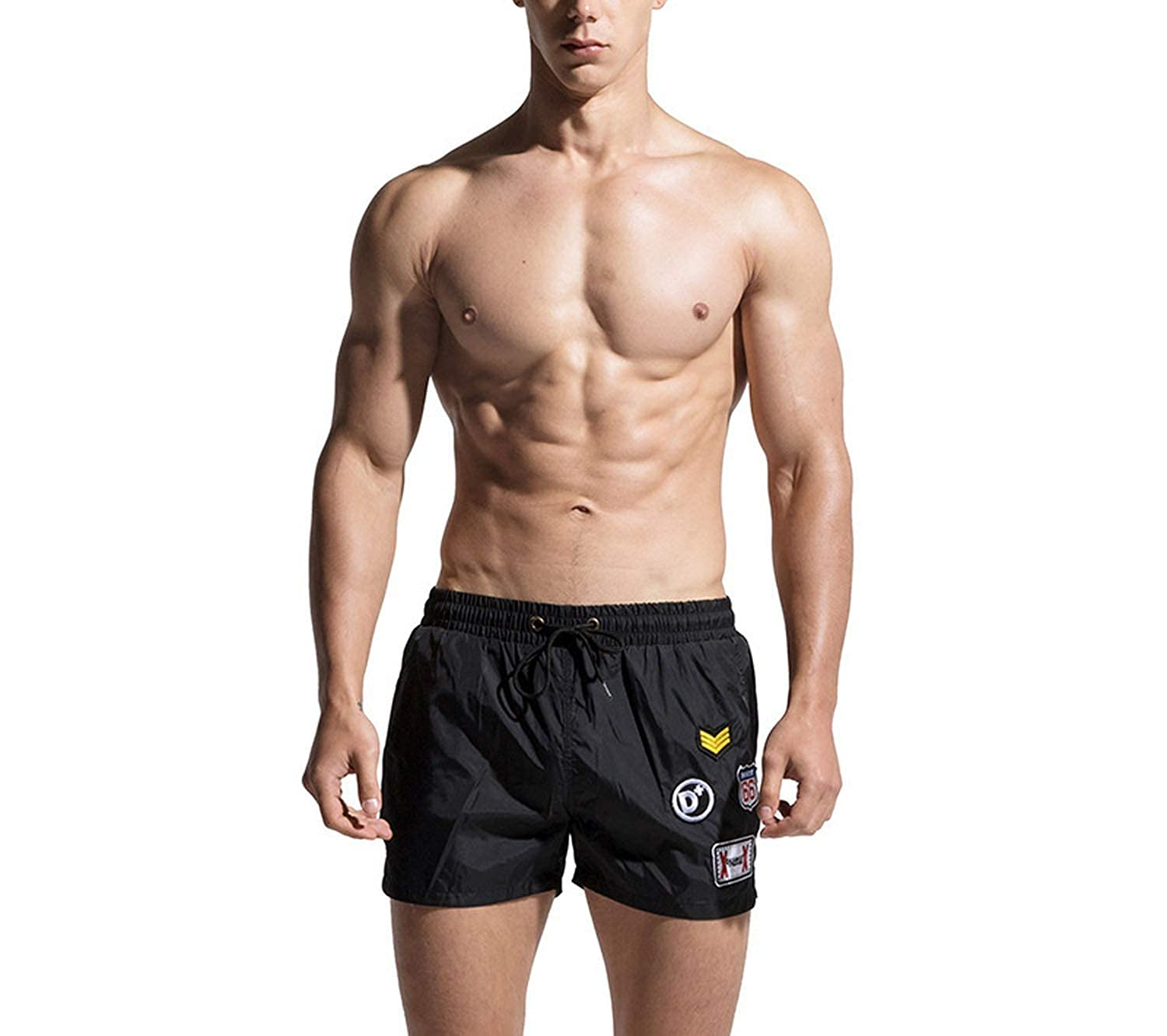 e9c3c6e23c romantico Boardshort Mens Swimming Shorts Board Swim Shorts Trunks Sea  Bermuda Surfing Bathing Suit Swimsuit | Amazon.com