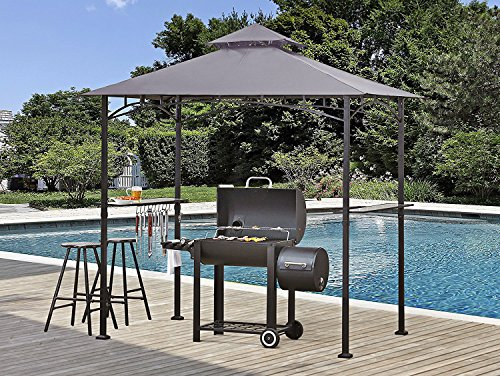 ABCCANOPY Grill Shelter Replacement Canopy Roof For Model
