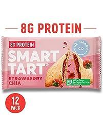 Smart Tart Protein Toaster Pastries (Strawberry Chia)