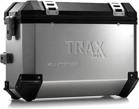 Sw Motech Trax Ion M Aluminium Seitenkoffer 37l Rechts Silbern Auto