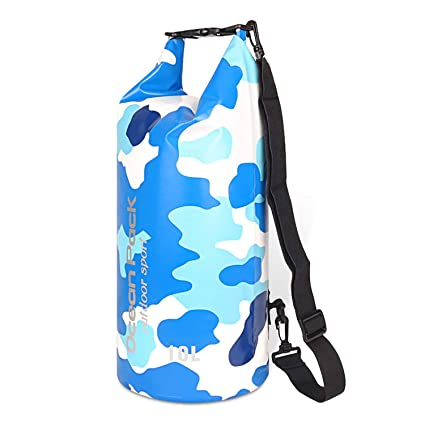 c01adf0521c5 June Sports 2L 3L 5L 10L 15L 20L 30L Heavey-Duty PVC Water Proof Backpack  Dry Bag Compression Sack for ...