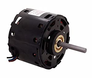 A.O. Smith OLE1036A 1/3 HP, 1075 RPM, 1 Speed, 48Y Frame, CCWLE Rotation, 1/2-Inch by 5-1/8-Inch Flat Shaft OEM Direct Replacement