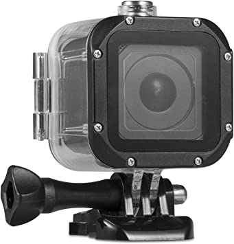 45m Underwater Diving Waterproof Protective Housing Case For Gopro 4 Session Outdoor Sports Camera