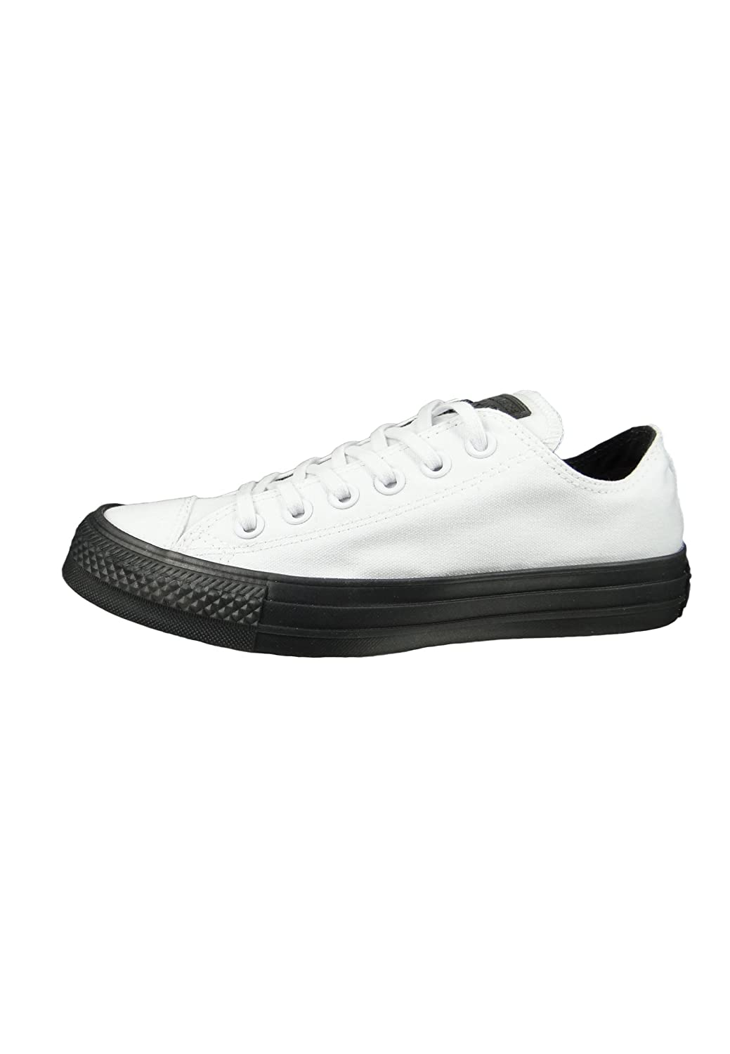 Converse Chucks Weiss 560648C Chuck Taylor All Star OX White Almost Black